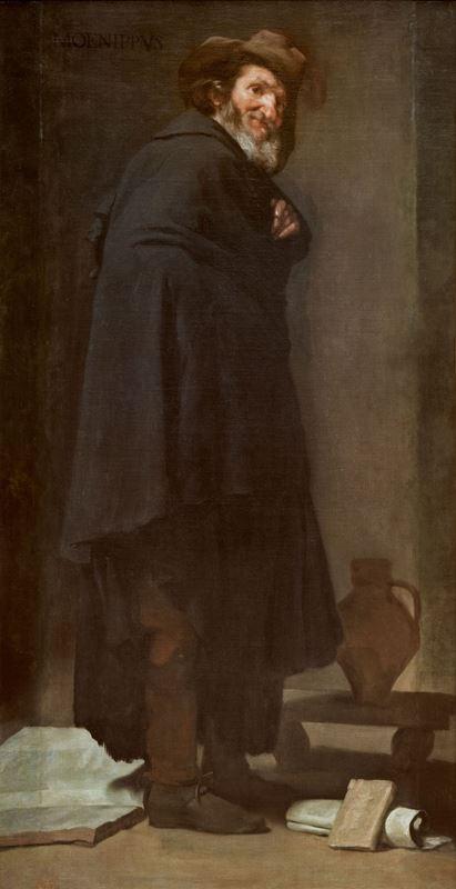 Menippus, 1638 dolayları resmi