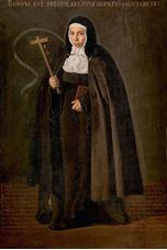 Rahibe Jerónima de la Fuente, 1620
