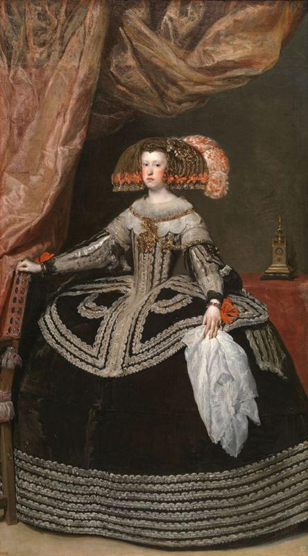 Kraliçe Mariana, 1652-1653 resmi