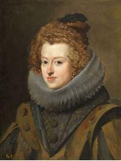 Macaristan Kraliçesi Infanta Doña María, 1630 dolayları