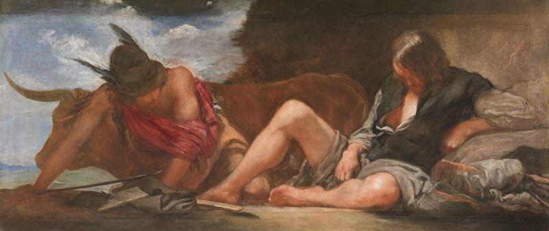 Merkür ve Argos, 1659 dolayları resmi