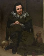 Show The Buffoon Calabacillas, 1635-1639 details