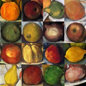 Picture of Still Life - Paul Cézanne