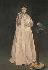 Genç Bayan, 1886, Tuval üzerine yağlıboya, 185.1 x 128.6 cm, The Metropolitan Museum of Art, New York, ABD.