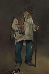 Çaput Toplayıcı, 1865-1870 dolayları, Tuval üzerine yağlıboya, 194.9 x 130.8 cm, Norton Simon Museum, Pasadena, ABD.