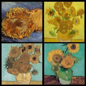 Picture of Vincent van Gogh: Ayçiçekleri