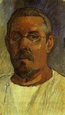 Show Self-Portrait, 1903 details