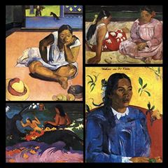 Pictures of the First Tahiti Period - Paul Gauguin picture