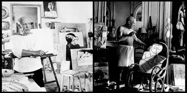 Pablo Picasso (1881–1973) picture