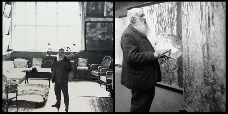 Claude Monet (1840–1926) picture