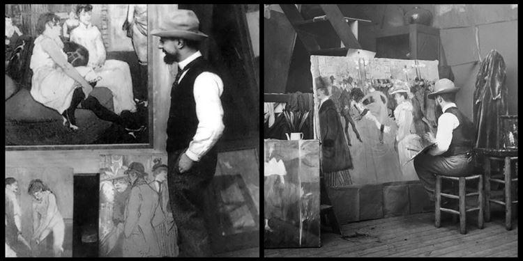 Henri de Toulouse-Lautrec (1864–1901) picture