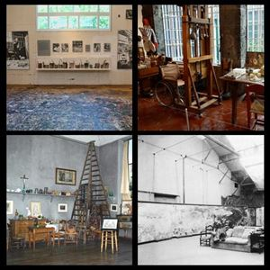 Picture of Painters' Workshops