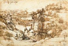Arno Manzarası, 1473