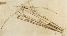 Uçma Makinesi, 1485 dolayları
