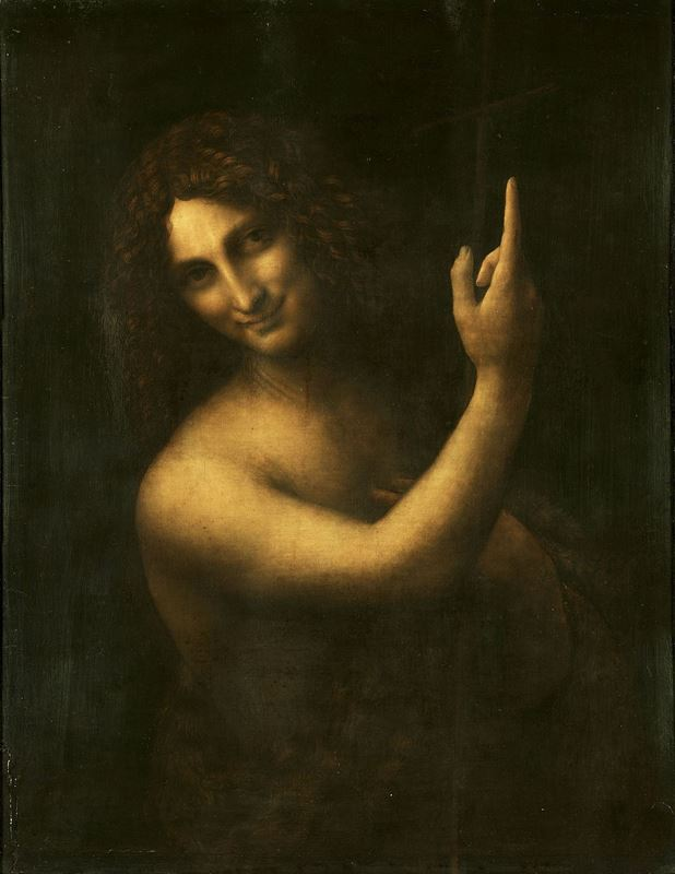 Picture for St. John the Baptist, c. 1513-1516