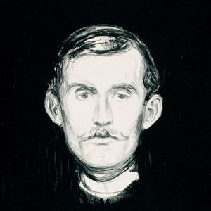 Picture of Edvard Munch