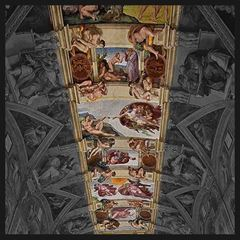 The Sistine Chapel: Nine Main Scene - Michelangelo Buonarroti picture