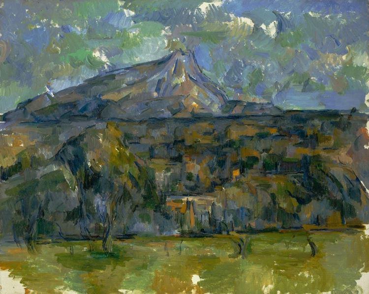 Sainte-Victoire Dağı, 1902-1906 picture