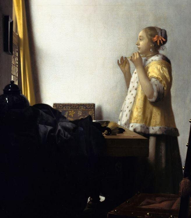 İnci Kolyeli Kadın, 1662-1665 dolayları picture
