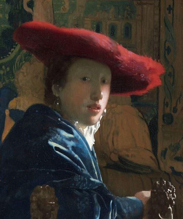 Kırmızı Şapkalı Kız, 1665-1666 dolayları picture