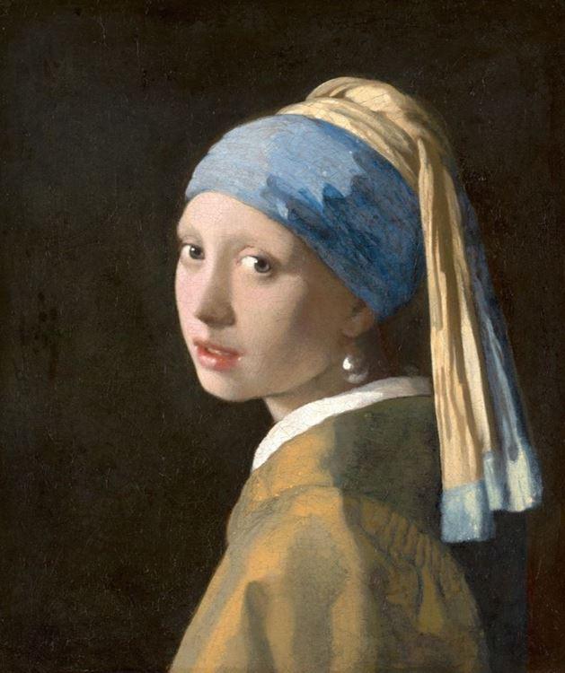 İnci Küpeli Kız, 1665 dolayları picture