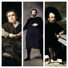 Dwarves and Clowns - Diego Velázquez picture