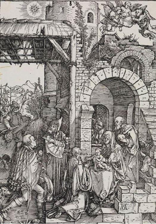 Müneccimlerin Tapınması picture