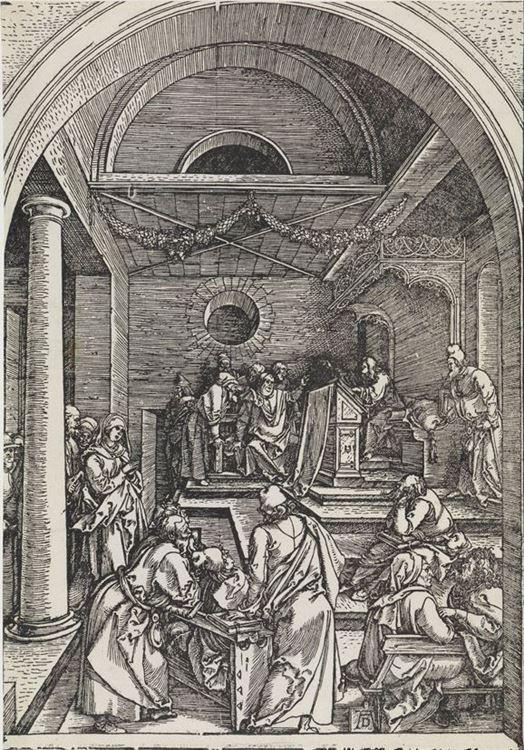 İsa Din Bilginleri Arasında picture