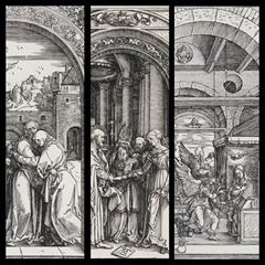 Life of the Virgin - Albrecht Dürer picture