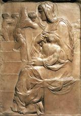 Merdivenler Meryemi, 1490 dolayları
