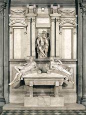 Lorenzo de' Medici'nin Mezarı, 1526-1531