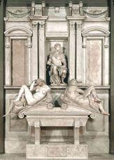 Giuliano de' Medici'nin Mezarı, 1526-1531