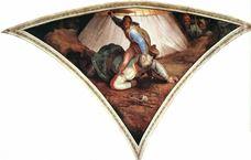 Davud'un Golyat'ın Başını Kesmesi
