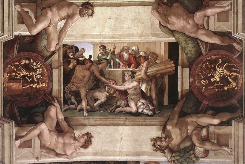 Nuh'un Kurbanı resmi