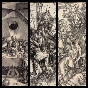 Picture of Albrecht Dürer: Büyük Tutku