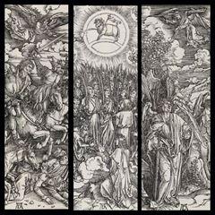 Mahşer - Albrecht Dürer picture
