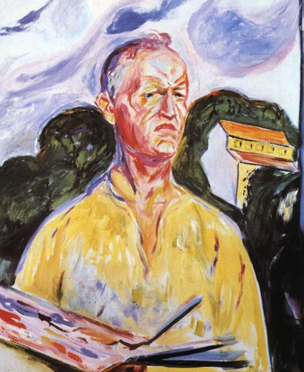 Edvard Munch picture