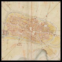 Haritalar - Leonardo da Vinci picture