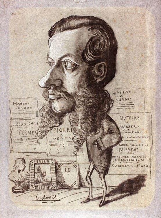 Léon Manchon, 1858 dolayları picture