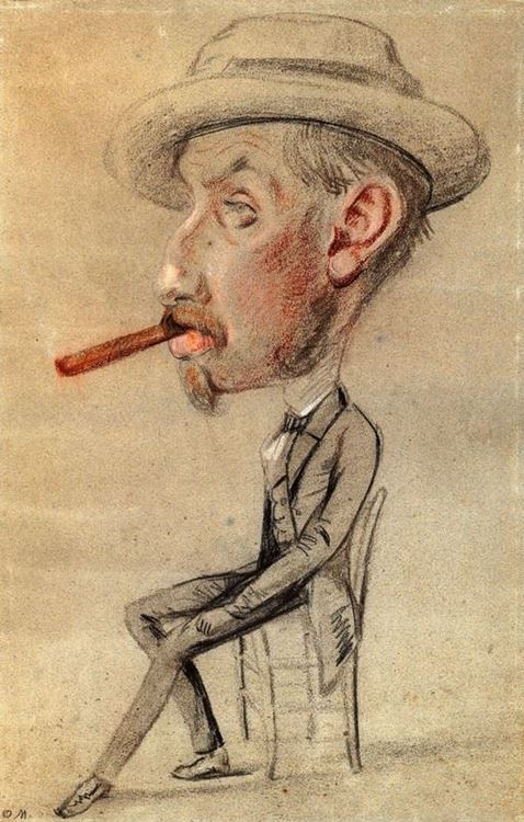 Büyük Purolu Adam, 1855-1856 picture
