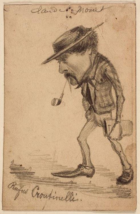 Henri Cassinelli (Rufus Croutinelli), 1858 dolayları picture