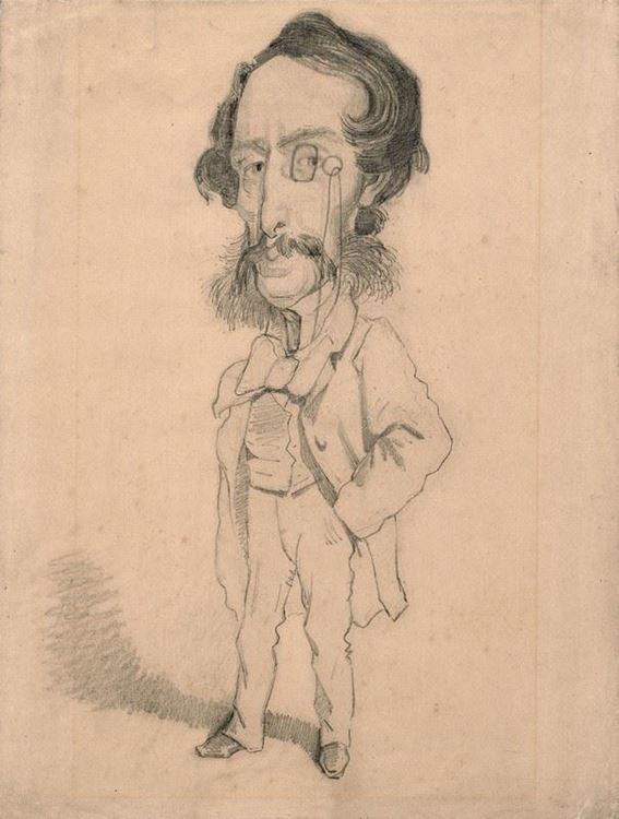Mario Uchard, 1858 dolayları picture