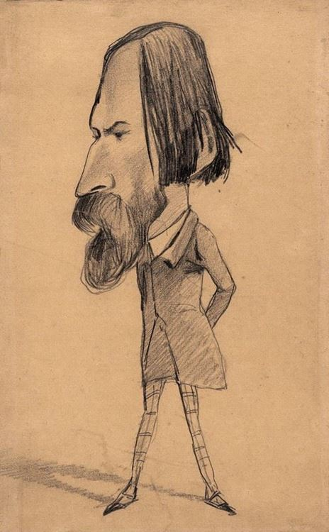 Auguste Vacquerie, 1859 dolayları picture
