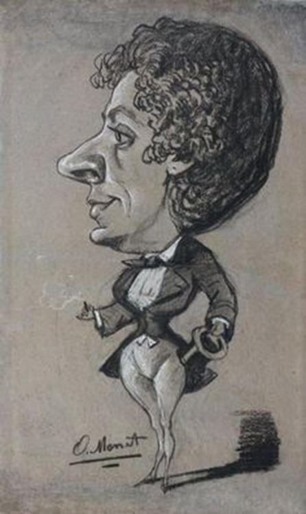 Küçük Purolu Dandy, 1857 picture
