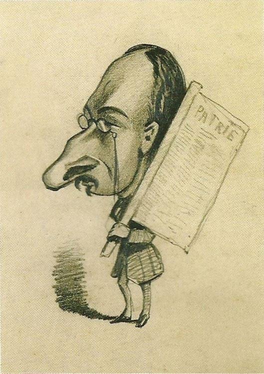 Jules de Permaray, 1858 picture