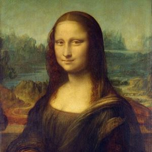 Picture of Mona Lisa - Leonardo da Vinci