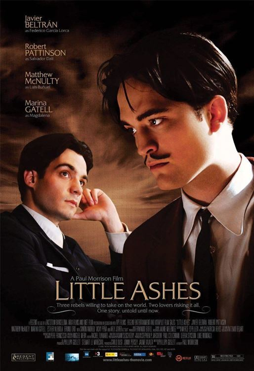 Küçük Küller (Little Ashes) picture