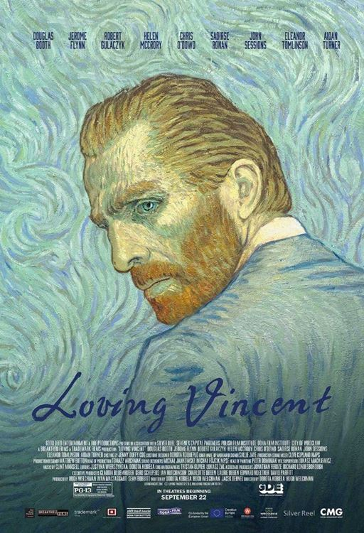 Vincent'ten Sevgilerle  (Loving Vincent) picture