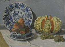 Natürmort, 1872 dolayları