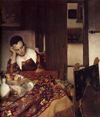 Uyuyan Genç Kız, 1656-1657 dolayları